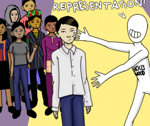 Representations of Asians in the Entertainment